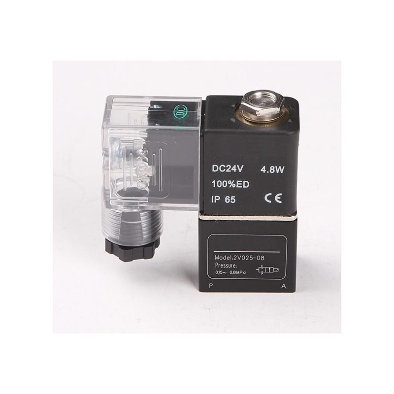 Electrovalva cu 2 cai 2V025