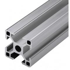 Profil de aluminiu 30x30 mm, canal 8