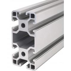Profil de aluminiu 40x80 mm, canal 10