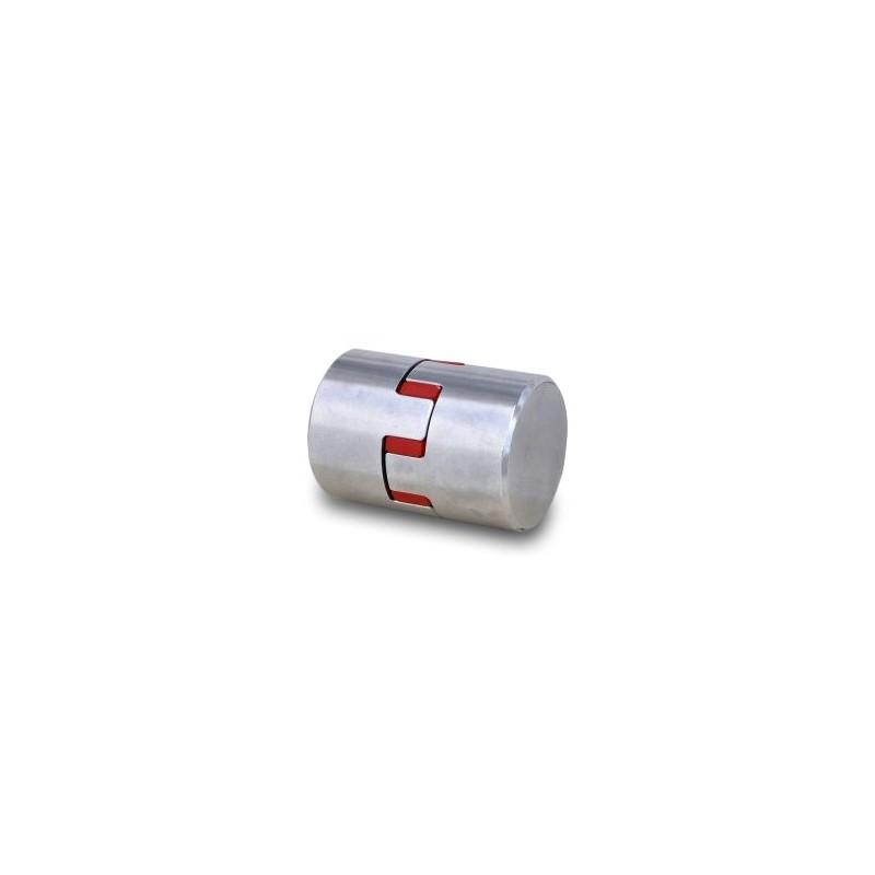 Cuplaj elastic cu gheare GESP 09 aluminiu