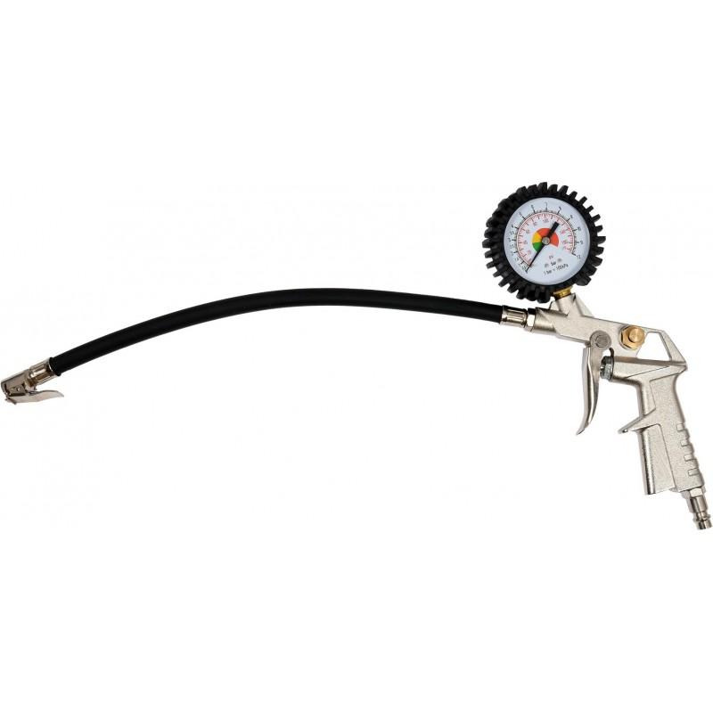 Pistol cu manometru