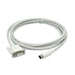 Cablu PLC DB9 mama - MD8 tata