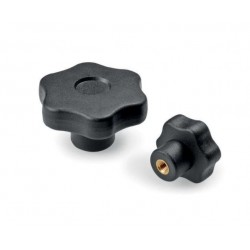 Buton in forma de stea F175-175CIN
