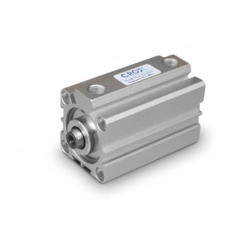 Cilindru pneumatic compact SDA 80