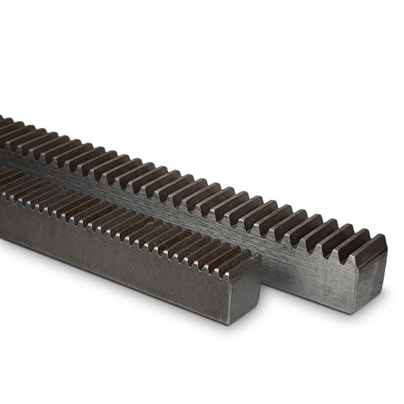 Cremaliera modul 4 25x25 mm