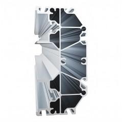 Profil din aluminiu 200x96 pentru axa X