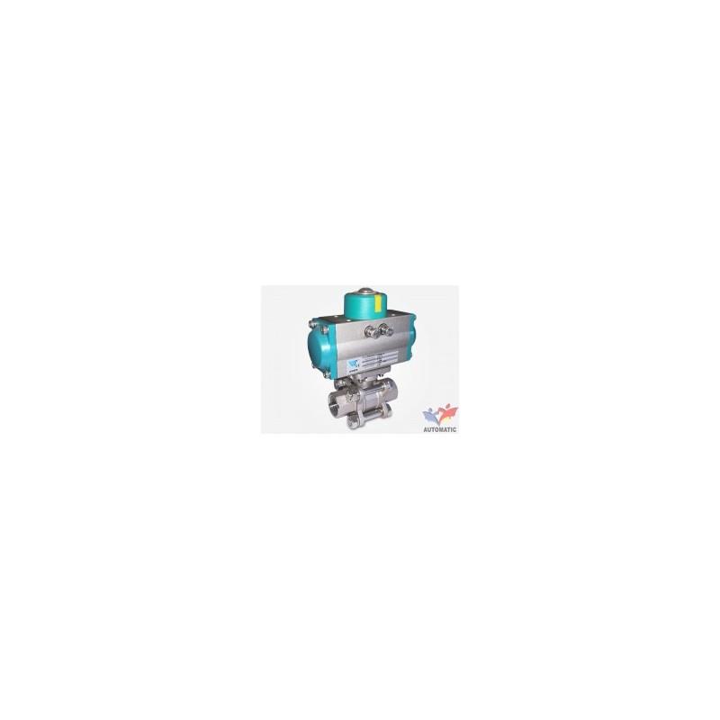 Valva inox VT050D G3/4